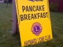 2011 Pancake Breakfast